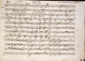 partitur musik klasik