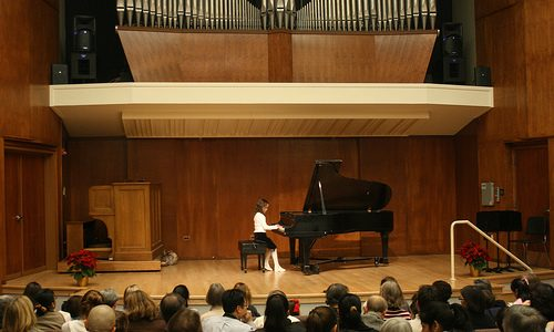 recital piano konser