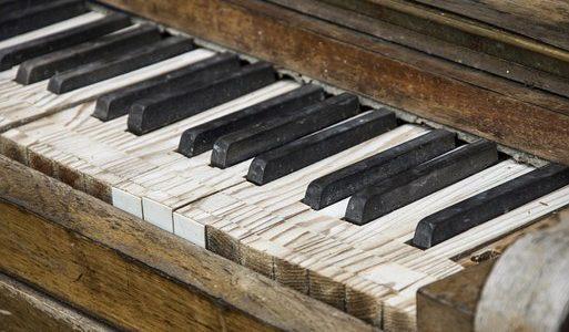 piano rusak