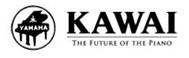Logo piano kawai