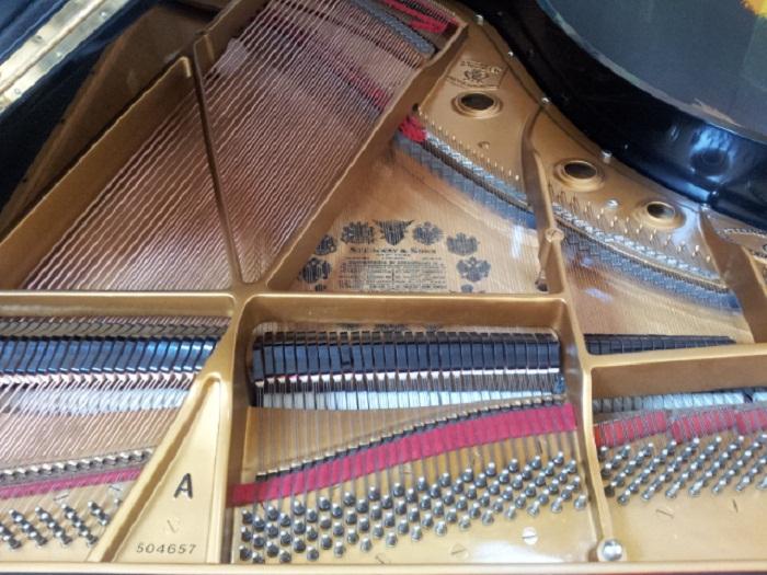 Jual Piano Steinway A gambar 2