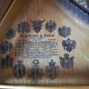 Jual Piano Steinway A gambar 3