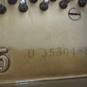 Piano yamaha C5 gambar 2