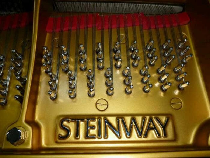 Piano steinway C gambar 3