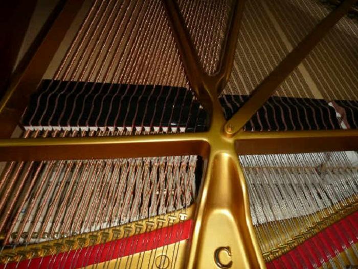 Piano steinway C gambar 2