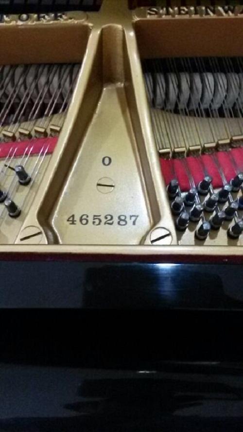 Piano Steinway O-2 465287