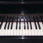 piano steinway B gambar 6