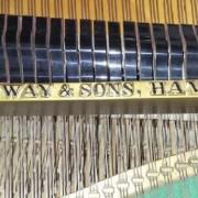 piano steinway B gambar 4