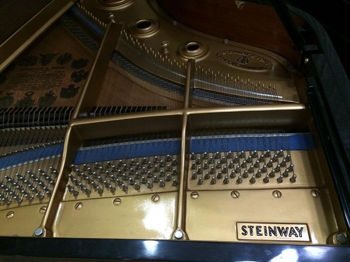 Piano Steinway B gambar 3
