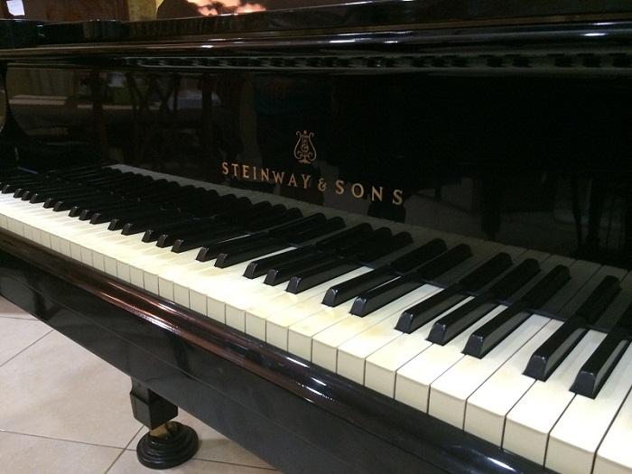 Piano Steinway B gambar 2