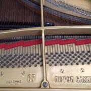 Piano Yamaha C7 (Semi Concert) Gambar 3