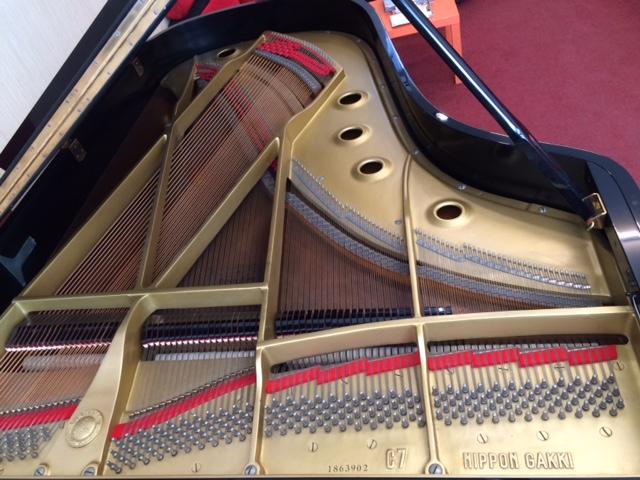 Piano Yamaha C7 (Semi Concert) Gambar 2