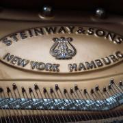 Steinway type B Hamburg gambar 5