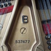Steinway type B Hamburg gambar 4