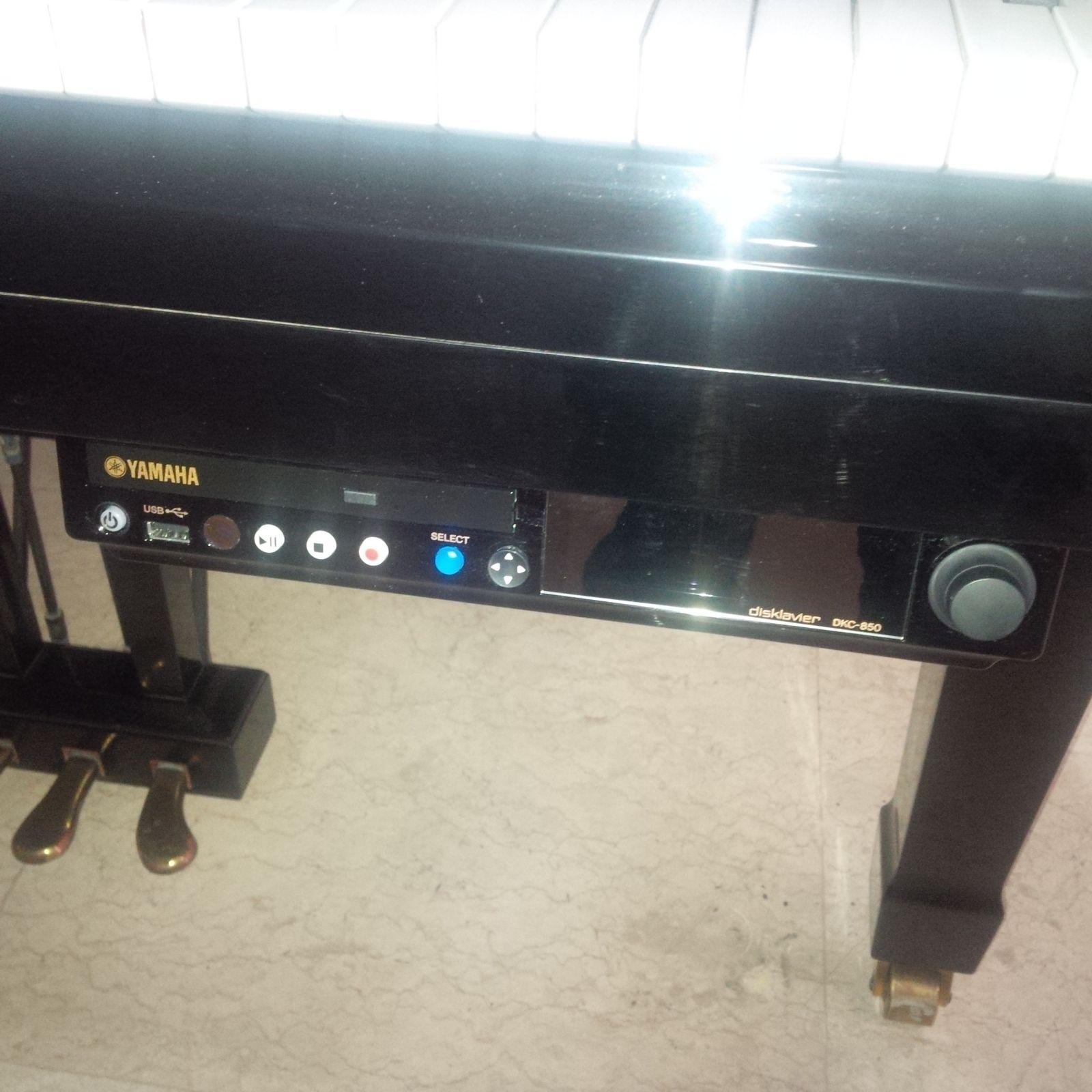 Yamaha Disklavier DC3 gambar 5