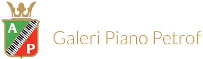 Petrof Piano Galeri Logo