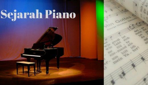 sejarah piano