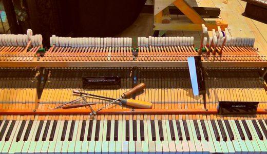 merawat piano dengan mudah
